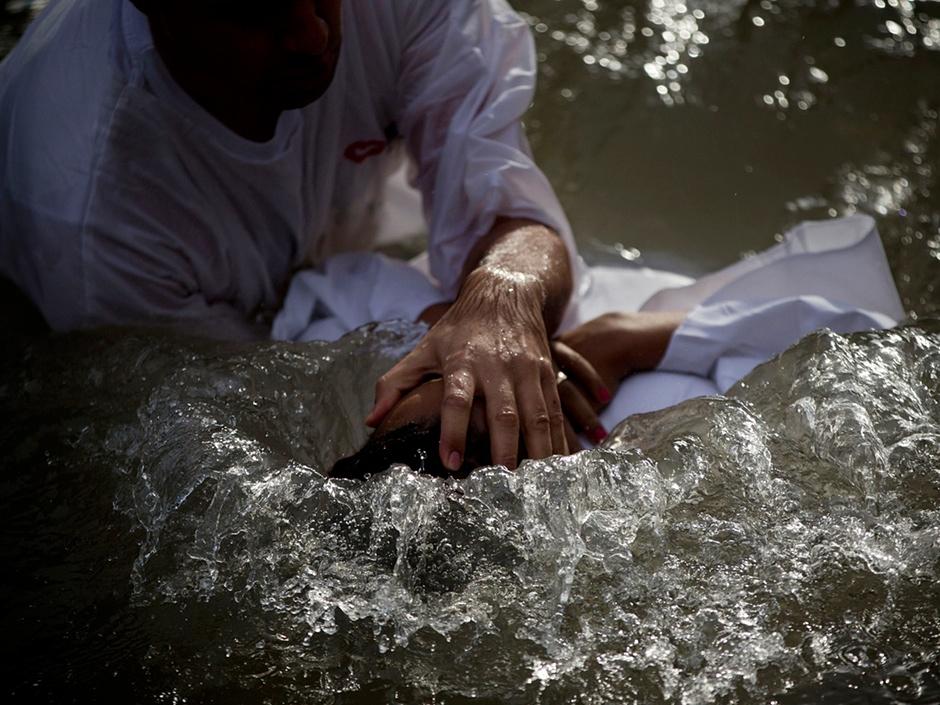 Baptisme dompeling